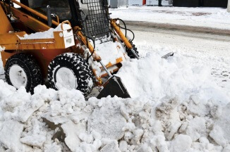 Quincy snow removal residential snow removal home